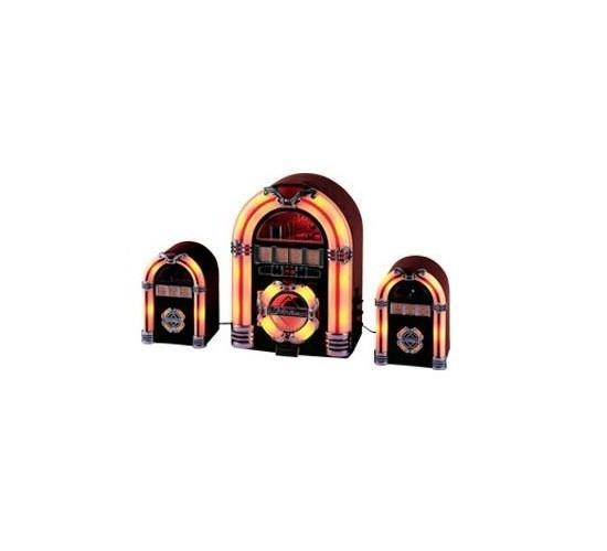 """Mini jukebox """"EXTRA"""" avec hauts-parleurs"""