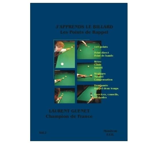 J'apprends le Billard Français - Tome 2