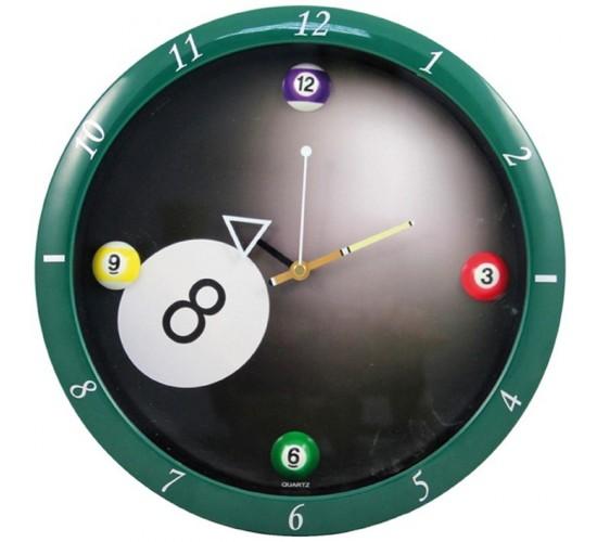 Horloge murale 4 billes
