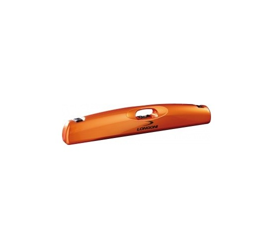Mallette rigide LONGONI Aquacase 1F-2F - orange