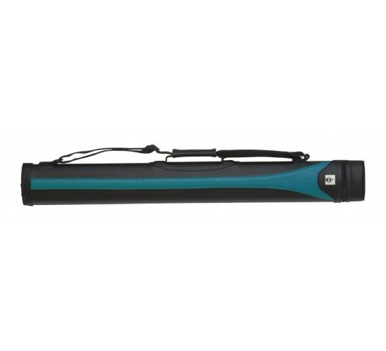 Etui-tube STYLE SY-3 - 2F-2F - bleu