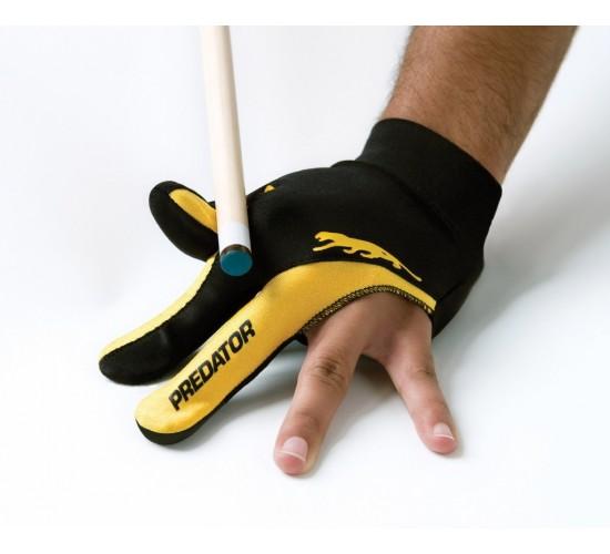 Gant PREDATOR noir/jaune