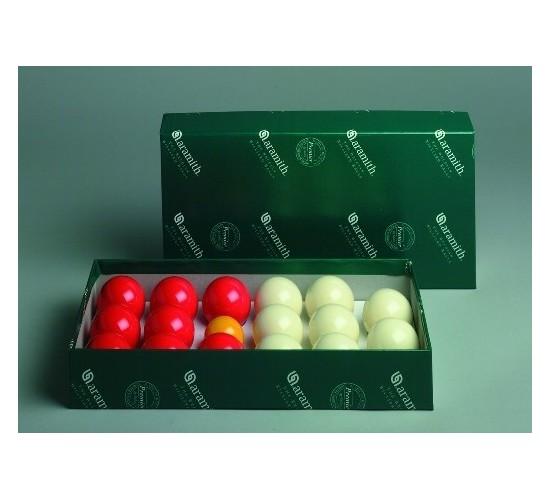 Billes de pétanque ARAMITH pour 2 joueurs - 48-38 mm