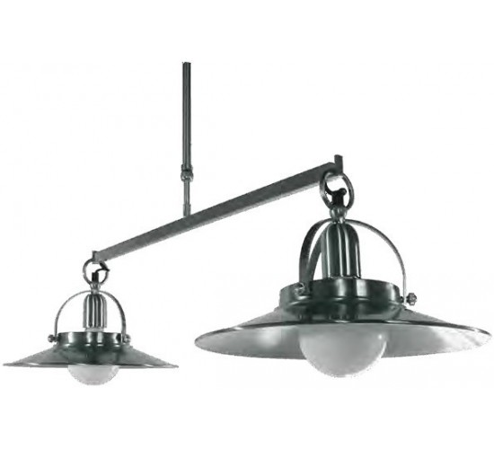 Luminaire 10658 - nickel satiné