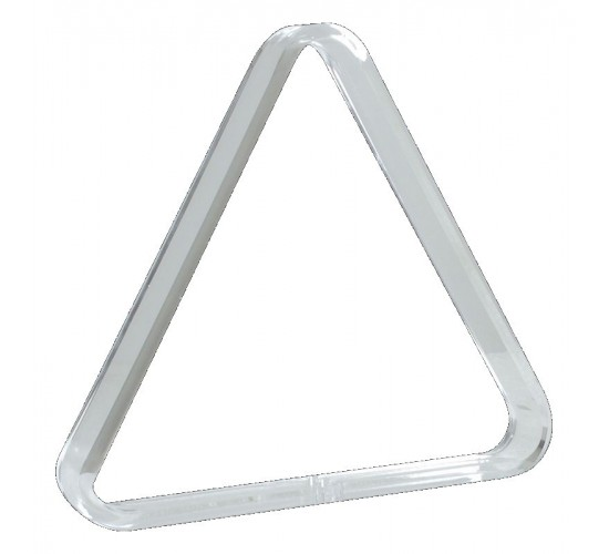 Triangle plexiglass pour billes 57 mm