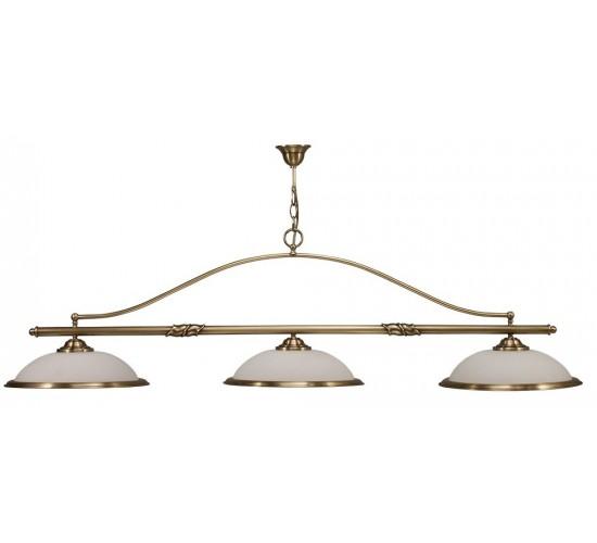 luminaire creil 3 globes blancs eurobillards. Black Bedroom Furniture Sets. Home Design Ideas