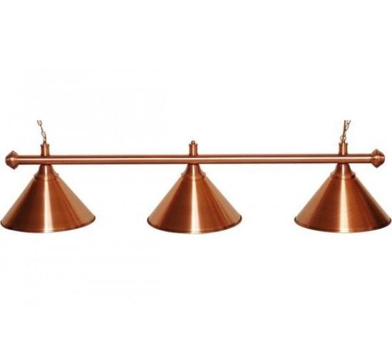 Luminaire ELEGANCE Cuivre - 3 globes