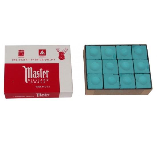 Boîte de 12 craies MASTER - vert