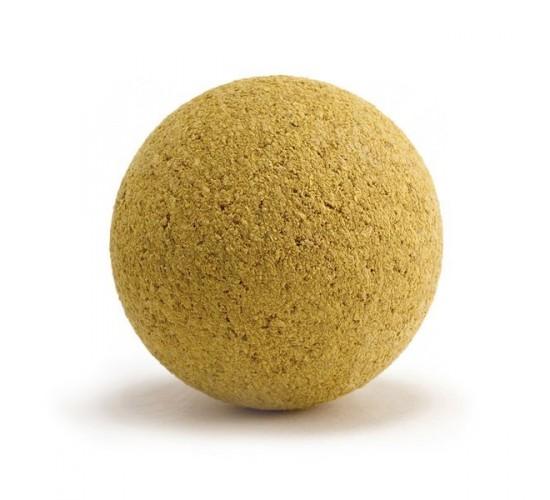 Balle de baby-foot jaune