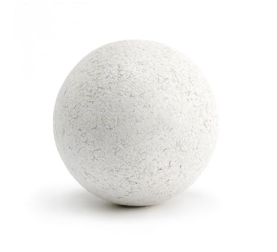 Balle de baby-foot blanche