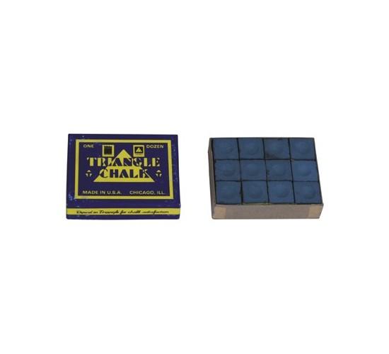 Boîte de 12 craies TRIANGLE - bleu