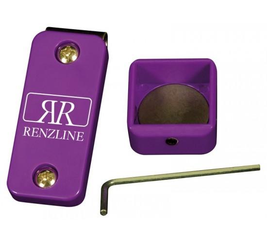 Porte-craie magnétique RENZLINE Thaï - violet