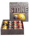 Billes de billard américain ARAMITH  Stone - 57.2 mm