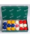 Billes de pétanque ARAMITH pour 4 joueurs - 48-38 mm
