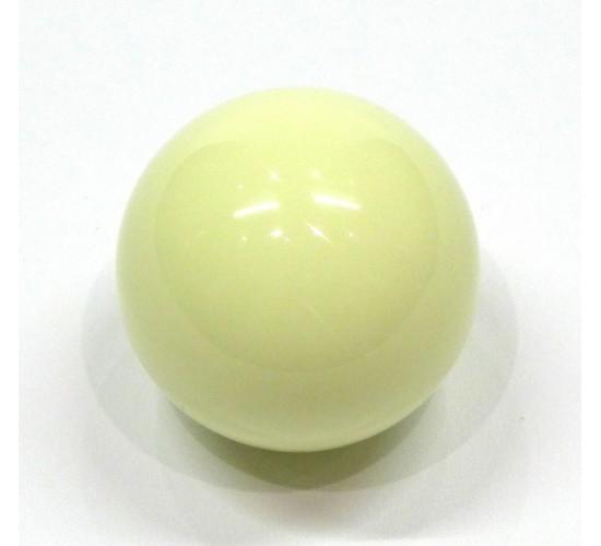 Bille blanche Aramith - 61.5 mm