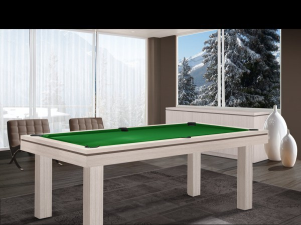 beautiful table ardoise billard photos awesome interior home satellite. Black Bedroom Furniture Sets. Home Design Ideas