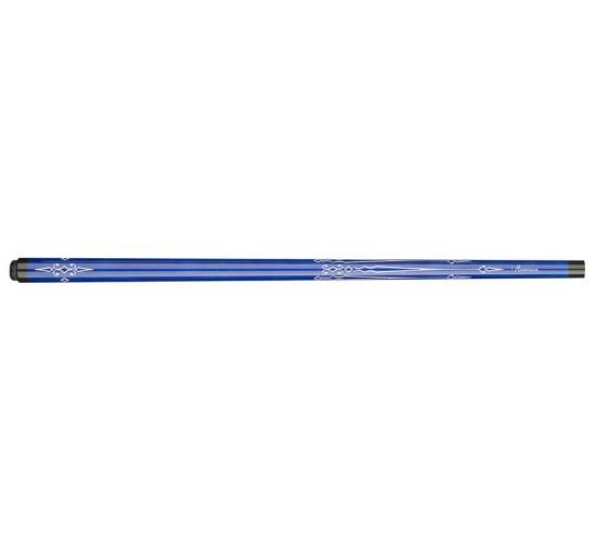 Queue de billard français LONGONI - Ravenna * bleu