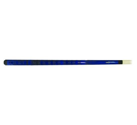 Queue de billard français 1.20 m LYNX 9 - bleue