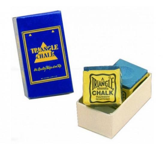 Boîte de 2 craies TRIANGLE - bleu