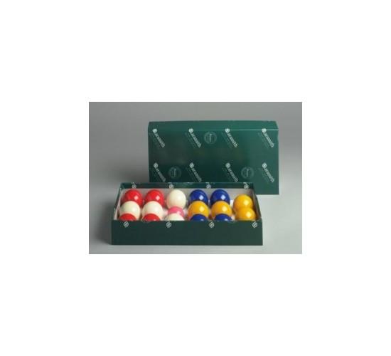 Billes de pétanque ARAMITH pour 4 joueurs - 52-38 mm