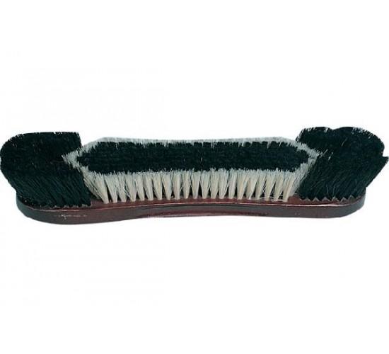 Brosse nylon pour tapis de billard - 25 cm