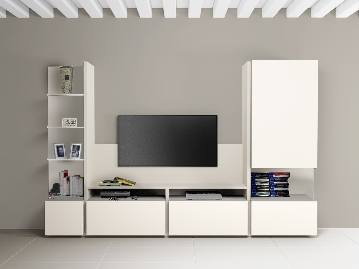 meuble de biblioth que sur mesures eurobillards. Black Bedroom Furniture Sets. Home Design Ideas