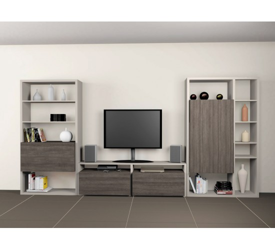 meubles de s jour modulable sur mesure eurobillards. Black Bedroom Furniture Sets. Home Design Ideas
