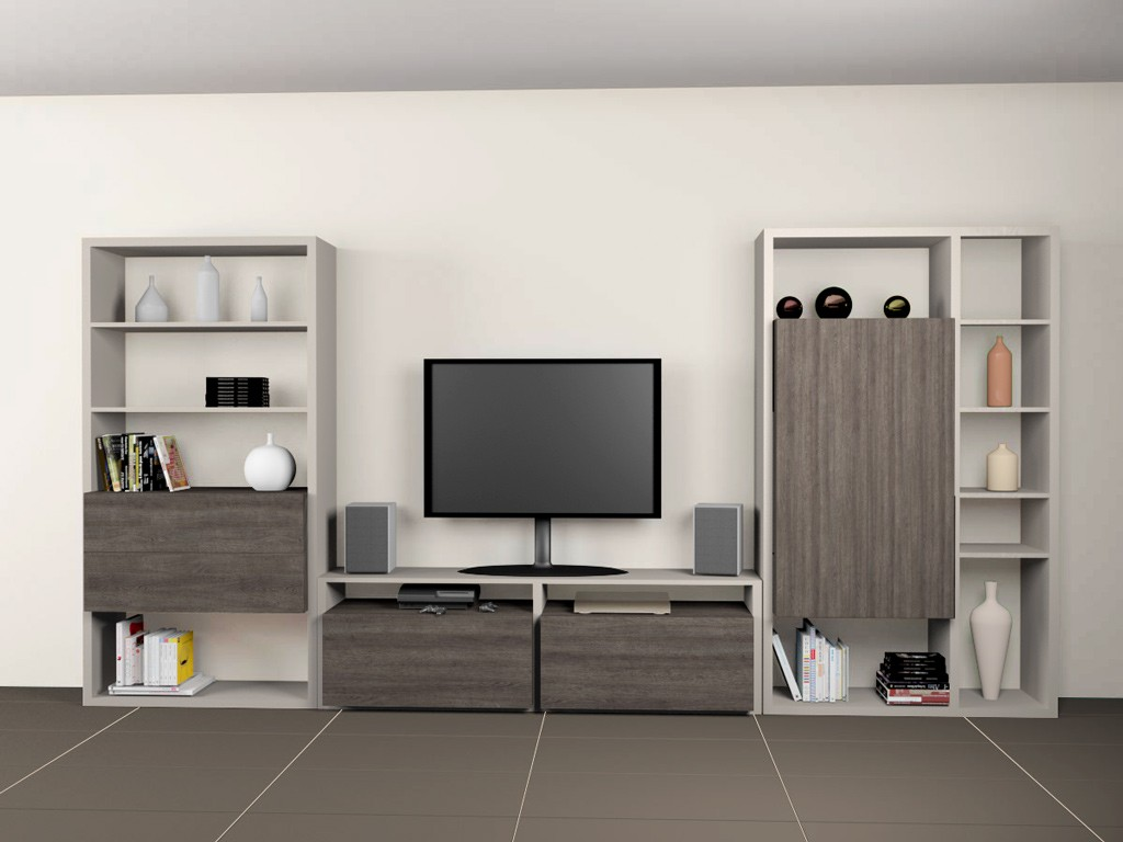 meuble de s jour sur mesures eurobillards. Black Bedroom Furniture Sets. Home Design Ideas