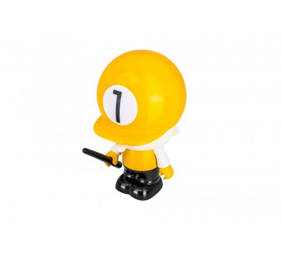 Tirelire Joueur de billard - n° 1
