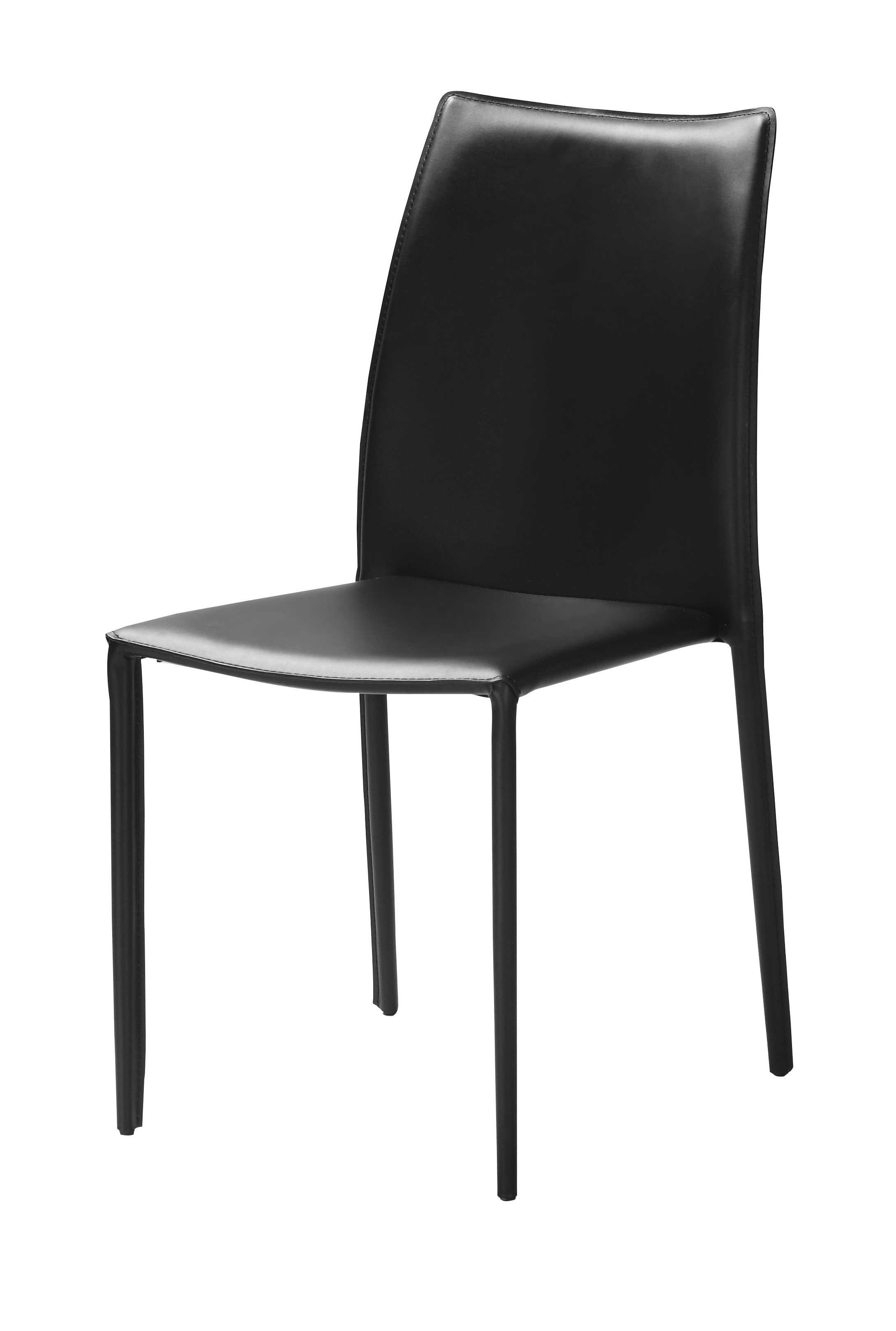 Chaise Solène noir