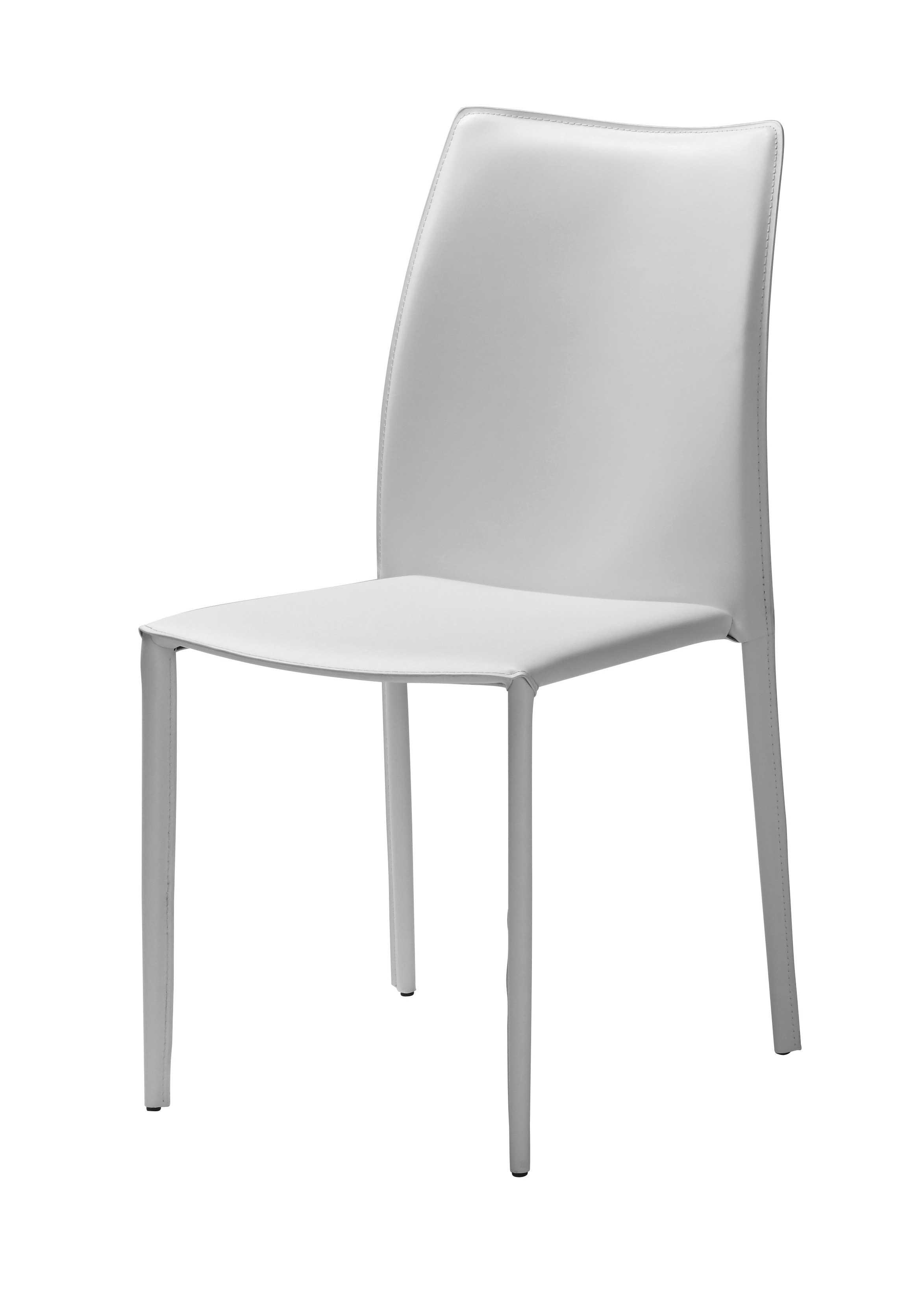 Chaise Solène blanche