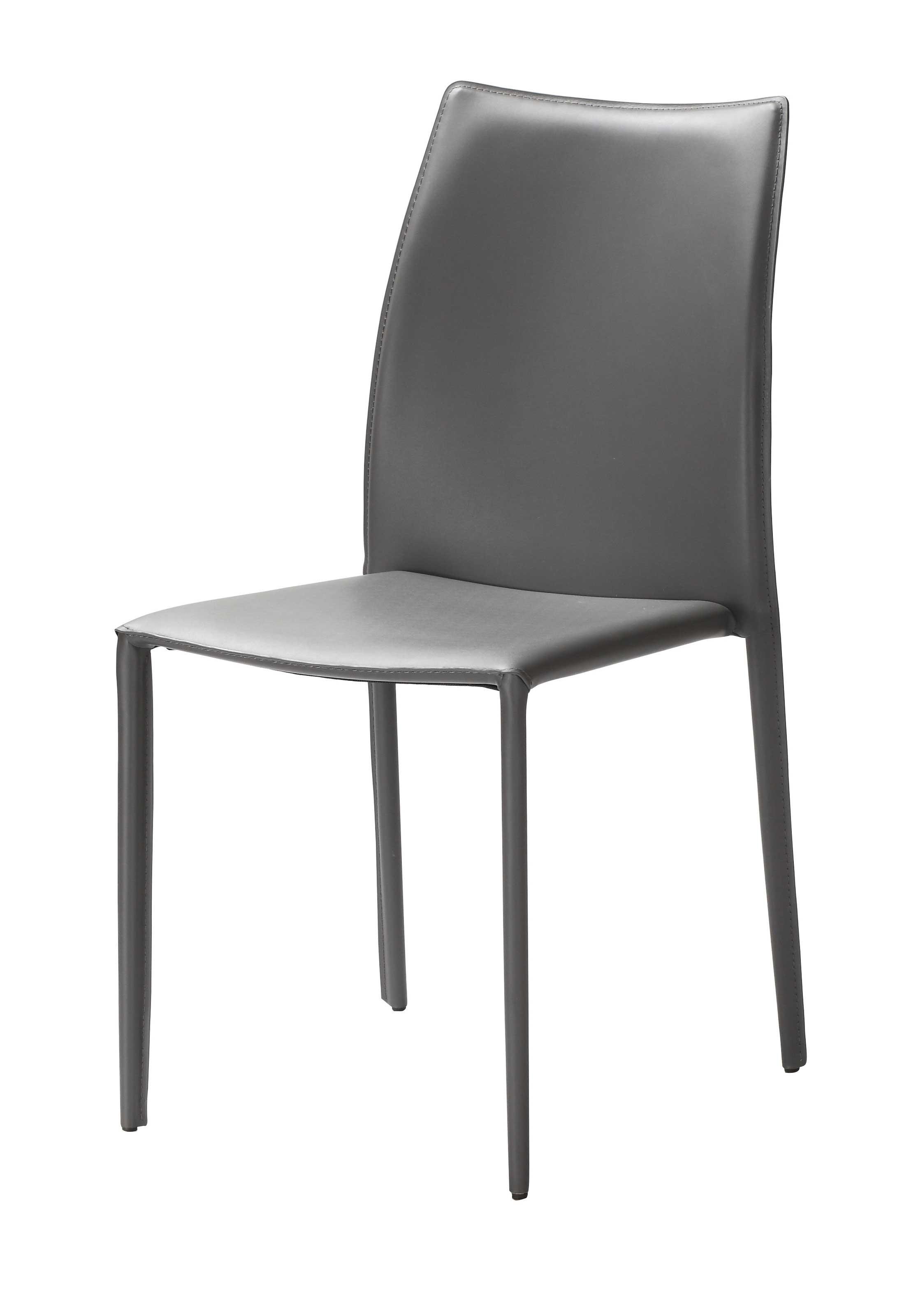 Chaise Solène gris
