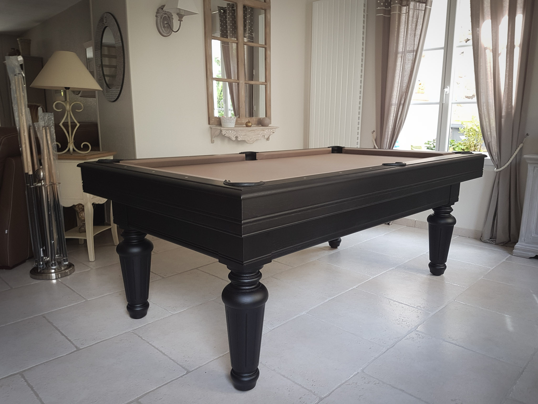 Billard TRADITION LS noir