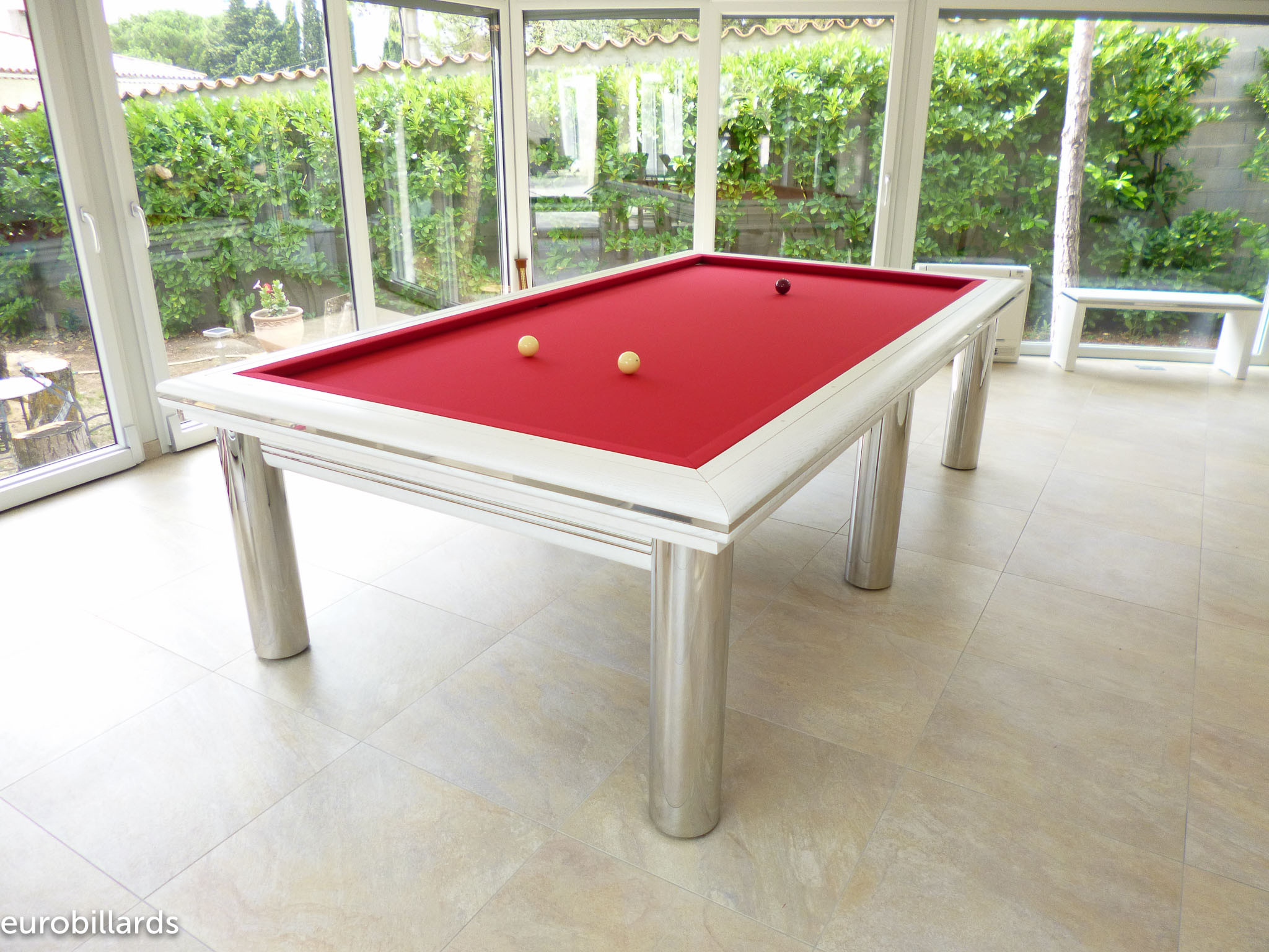 Billard STEEL DESIGN