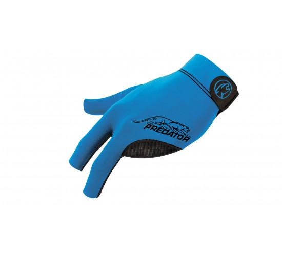 Gant PREDATOR Sencond Skin - Bleu - Paume textile respirant Ultra sec