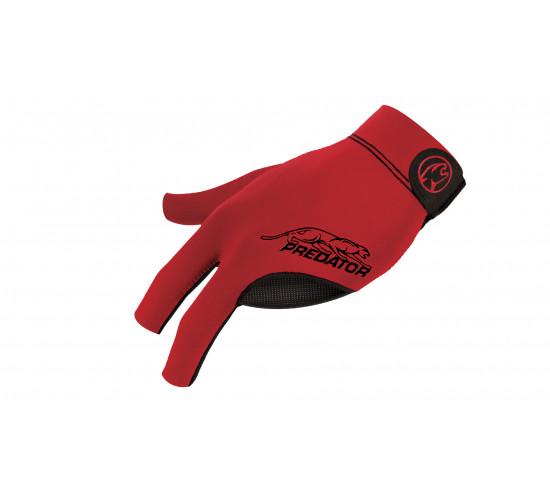Gant PREDATOR Sencond Skin - Rouge - avec fermeture par Velcro