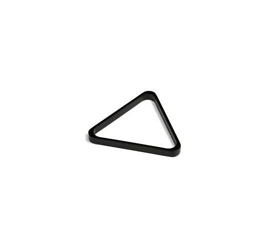 Triangle bois pour billes 57.2 mm - noir