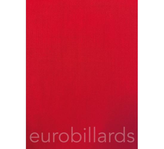 Tapis de billard Simonis 300 rapide - Rouge