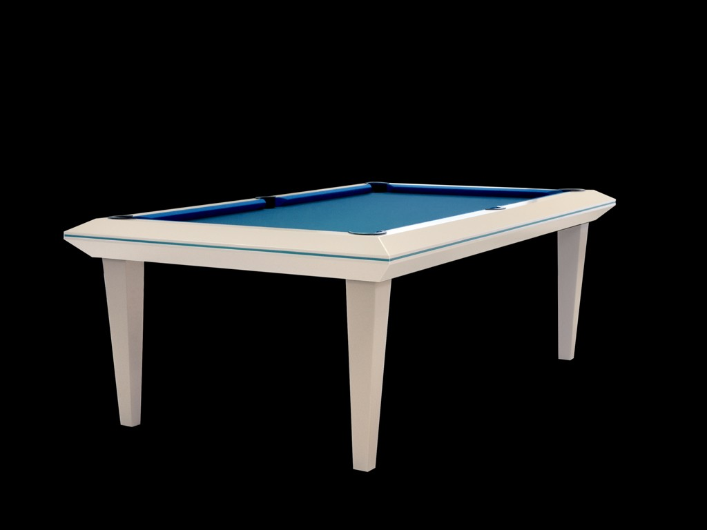 billard table design quartz laqu inox eurobillards. Black Bedroom Furniture Sets. Home Design Ideas