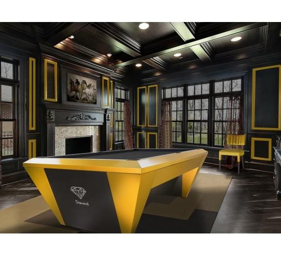 billard design diamond eurobillards. Black Bedroom Furniture Sets. Home Design Ideas