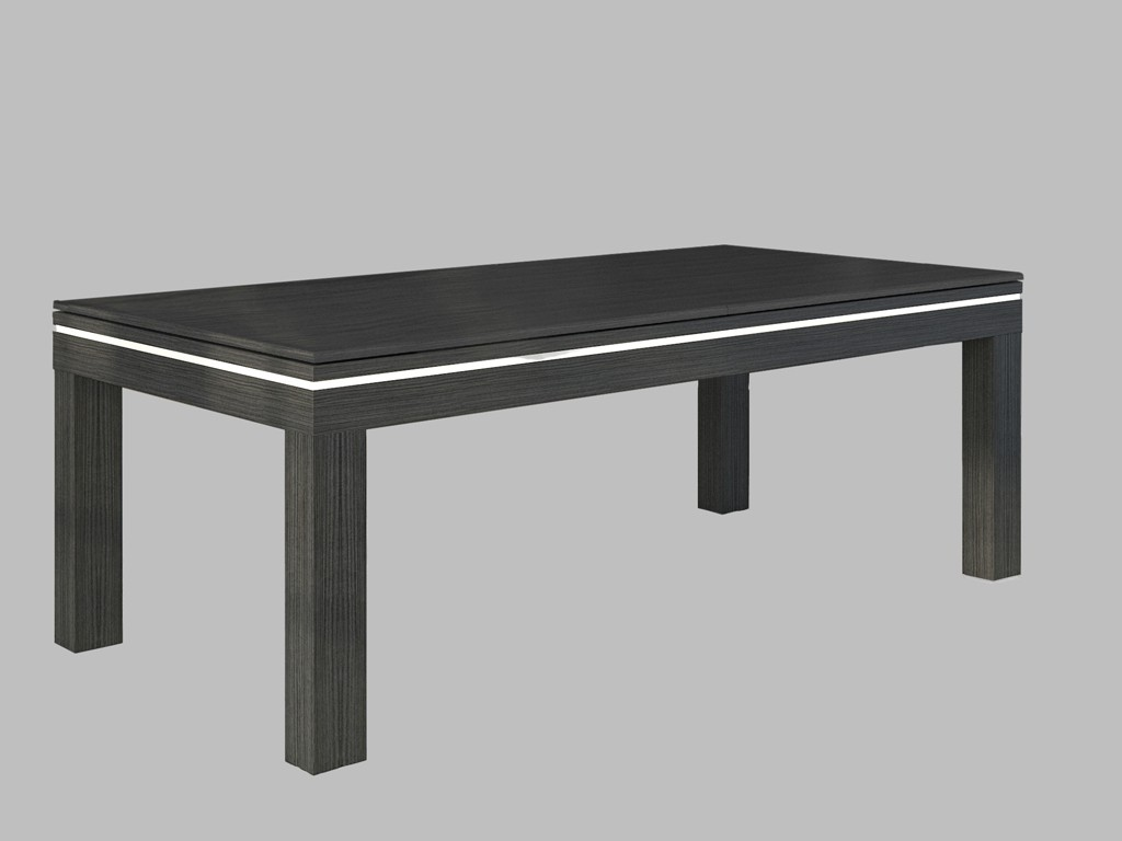 Billard NOVEA convertible en table avec plateau ST
