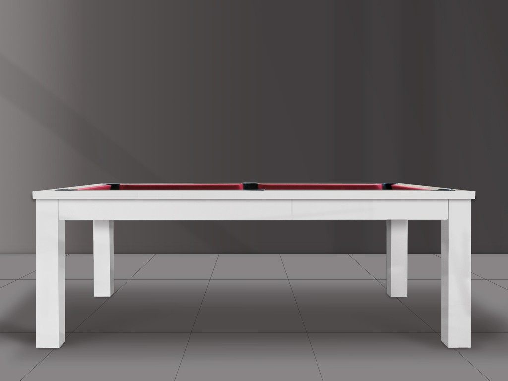 100 table de billard contemporaine convertible billard fran ais am ric - Billard americain design ...