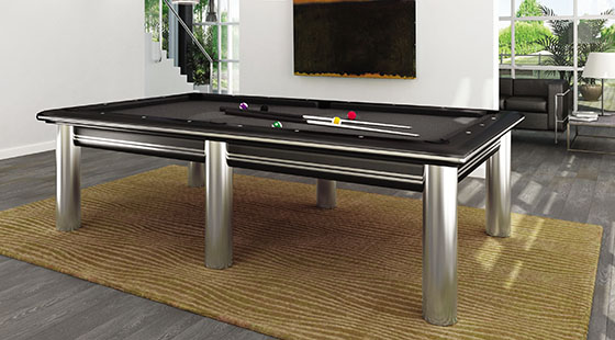 Billard am ricain fran ais table eurobillards fabricant - Table billard transformable occasion ...