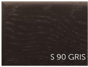 Superbe billard gris sombre en chÍne S90