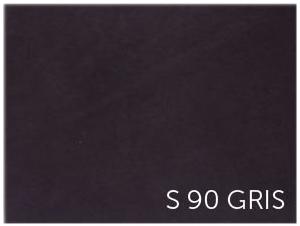 Billard en hÍtre teintÈ S90 gris