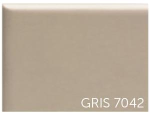 Billard en bois de hÍtre moderne teintÈ en gris 7042