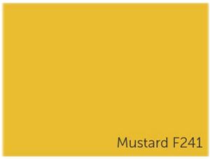 Billard laquÈ jaune moutarde mustard F241