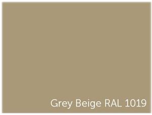 Billard contemporain beige laquÈ. Grey Beige RAL 1019