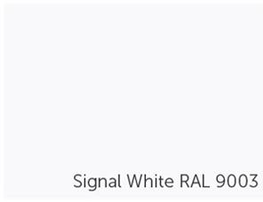Table laquÈe blanche qui se transforme en un magnifique billard. Signal White RAL9003