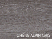chêne alpin gris